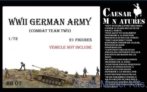German (WWII) Army Combat Team 2