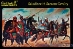 CMH018 Saladin with Saracen Cavalry