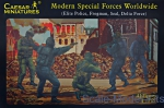 CMH061 Modern Special Forces Worldwide (Elite Police, Frogman, Seal, Delta force)