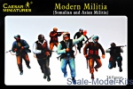 CMH063 Modern Militia (Asian and Somalian Militia)