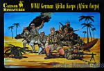 CMH070 German Afrika Korps, WW2