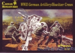 CMH084 German Artillery/Howitzer Crews