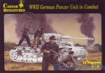 CMH085 German Panzer Unit in Combat