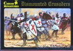 CMH086 1/72 Caesar Miniatures H086 - Dismounted Crusaders