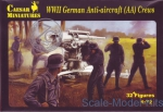 CMH089 WWII German anti-aircraft crews
