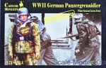 CMM7714 1/72 Caesar Miniatures M7714 - German Panzergrenaidier (Winter Greatcoat Eastern Front)