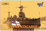 CG3531WL HMS Indefatigable Battlecruiser (Water Line version)