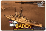 CG3535WL German Baden Battleship, 1917