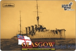 CG3545WL HMS Glasgow Light Cruiser, 1910 (Water Line version)