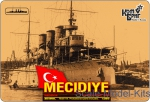CG3548WL Turkish Mecidiye Cruiser 1903 (Water Line version)