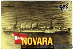 CG3568WL SMS Novara Light Cruiser, 1915 (Water Line version)