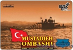 CG3578FH French Turquoise / Turkish Mustadieh Ombashi Submarine, 1915 (Full Hull version)