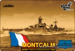CG3579FH French Montcalm Light Cruiser, 1940 fit (Full Hull version)