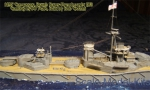 Warships: HMS Monarch Battleship 1912, Combrig, Scale 1:700