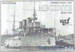 CG70453 Turkish Mecidiye Cruiser 1903