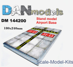 DAN144200 Display stand. Airport Base theme, 180x240mm