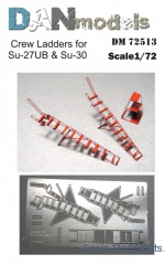 DAN72513 Crew ladders for Su-27UB, Su-30
