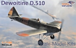 DW48008 Dewoitine D.510 Spanish civil war