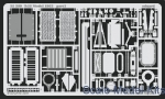 EDU-35389 Photoetched set 1/35 T-55 for TRUMPETER kit