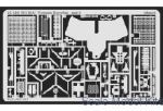 EDU-35430 Photoetched set 1/35 M113A1 Vietnam Exterior (Academy)