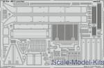 EDU-36257 Photoetched set 1/35 BT-7 exterior (Tamiya)