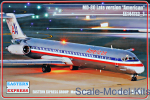 EE144112-01 Civil airliner MD-80 Late version
