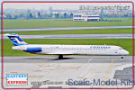 EE144112-03 Civil airliner MD-80 Late version
