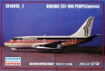 EE14415-1 Boeing 737-100 Peoplexpress