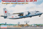 EE14468 Antonov An-24T/RT Transport Aircraft
