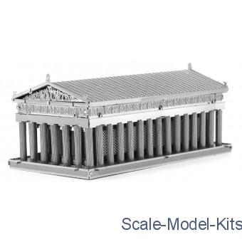 Fascinations - Metal 3D puzzle Parthenon - plastic scale