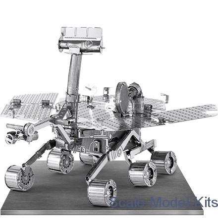curiosity rover scale model - photo #11