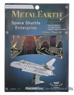 MMS015-I 3D Puzzle Series: Space Shuttle Enterprice