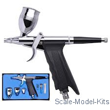 Fengda BD116 - Professional airbrush pistol 0,3 mm