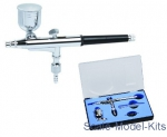 Tools: Fengda BD134 - Professional airbrush paint side feed 0.3 mm, Fengda
