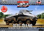 FTF065 Sd.Kfz.231 8-RAD German heavy armored car