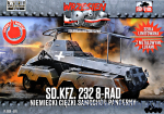 FTF070 Sd.Kfz.232 8-RAD German heavy armored car