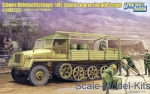 GWH-L3512 WWII German sWS General Cargo Version/w 5 crews