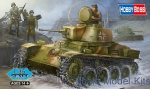 HB82477 Hungarian Light Tank 38M Toldi I(A20)