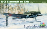 HB83202 IL-2 Sturmovik on Skis