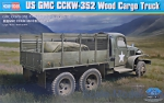 HB83832 US GMC CCKW-352 Wood Cargo Truck