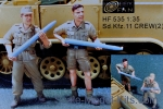 HF535 Sd.Kfz. 11 crew, set 2 (resin)