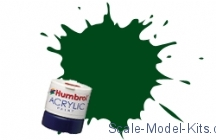 BRUNSWICK GREEN 12ml GLOSS Acrylic Tinlet