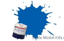FRENCH BLUE 12ml GLOSS Acrylic Tinlet