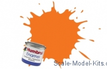 18 ORANGE 14ml GLOSS Enamel Tinlet