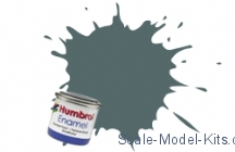 31 SLATE GREY 14ml MATT Enamel Tinlet