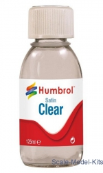 HUM-AC7435 Clear-satin - 125 ml
