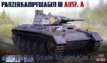IBG-W001 Panzerkampfwagen III Ausf. A, The World at War