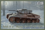 IBG72029 Toldi IIa Hungarian light tank