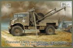 IBG72032 Chevrolet C60S with Holmes breakdown