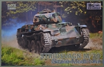 IBG72034 Swedish light tank Stridsvagn M/39